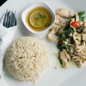 Spécialités thaïlandaises et cuisine thai