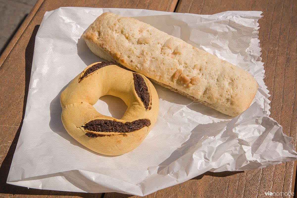 tal-ghasel et pastafrolla, spécialités de malte