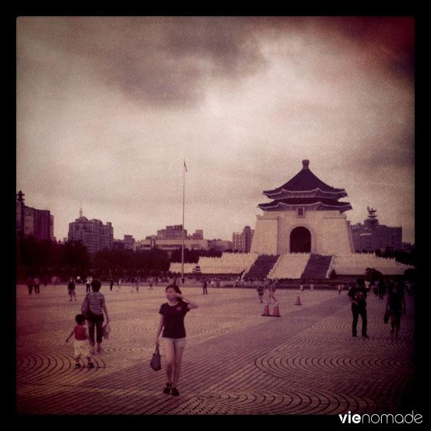 Chiang Kai Shek Memorial à Taipei