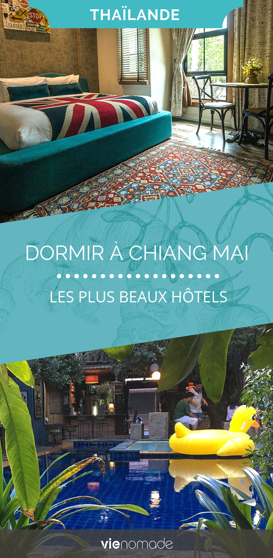 Hôtel à Chiang Mai