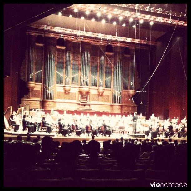 L'orchestre national de taïwan