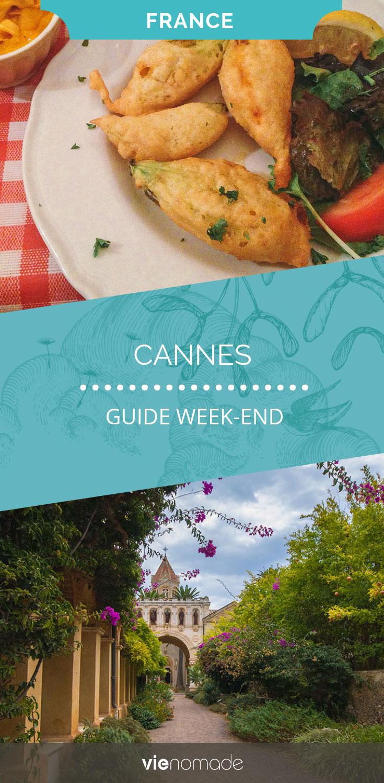 Que faire à Cannes? Guide week-end