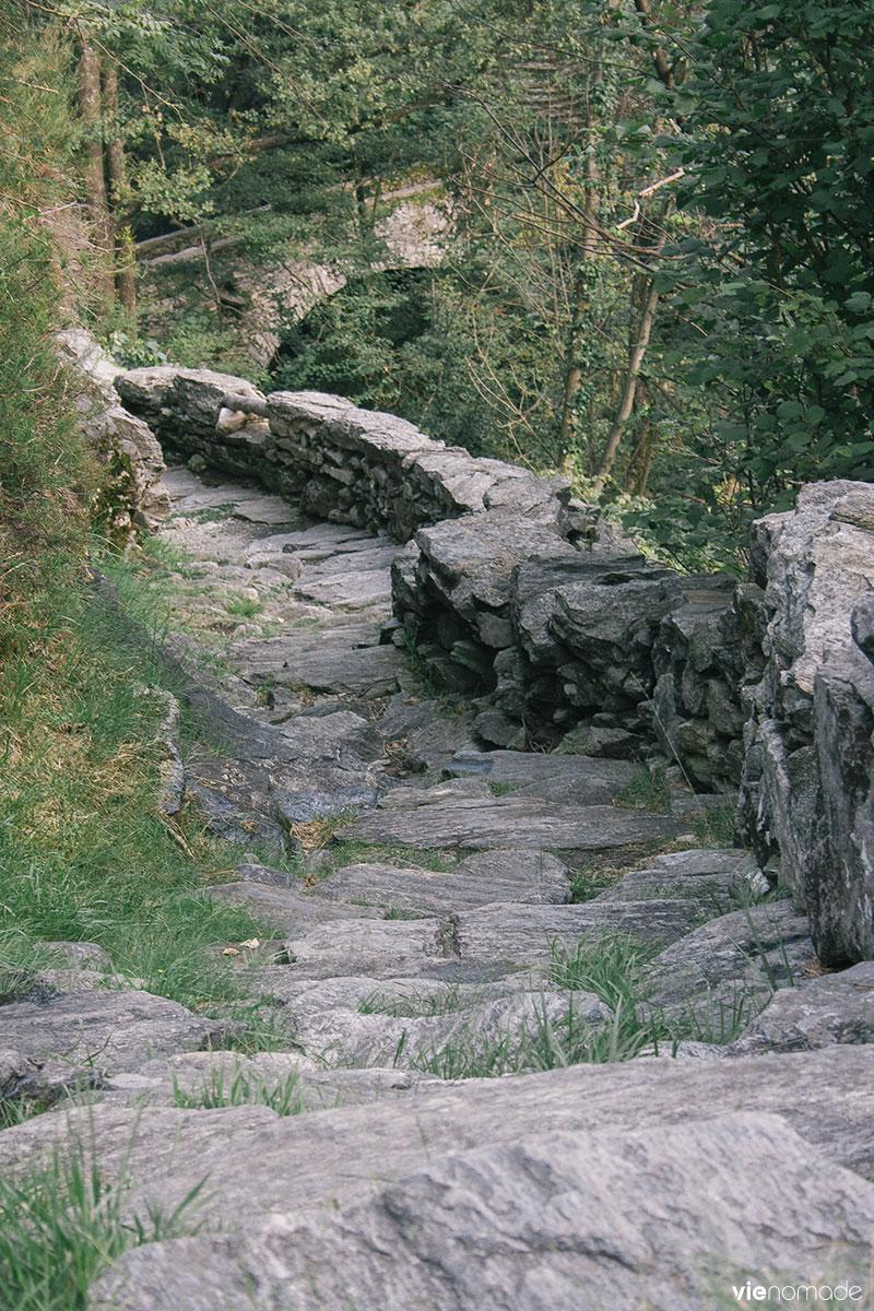 Randonnée en Suisse: Le Tessin