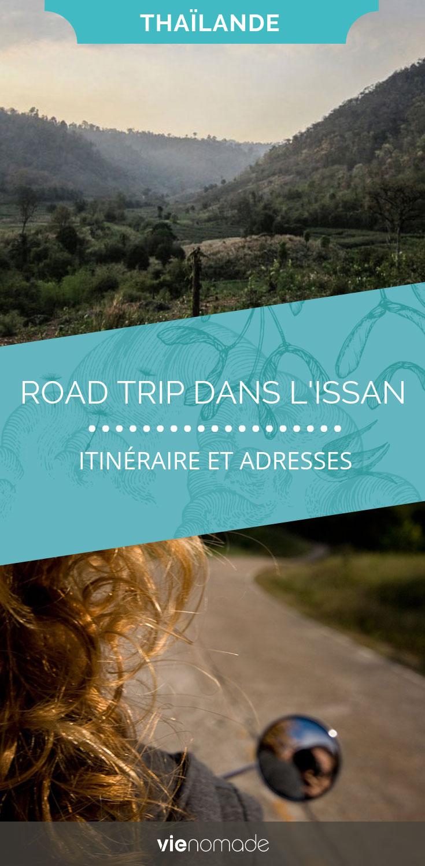 Road trip dans l'Issan, en Thaïlande