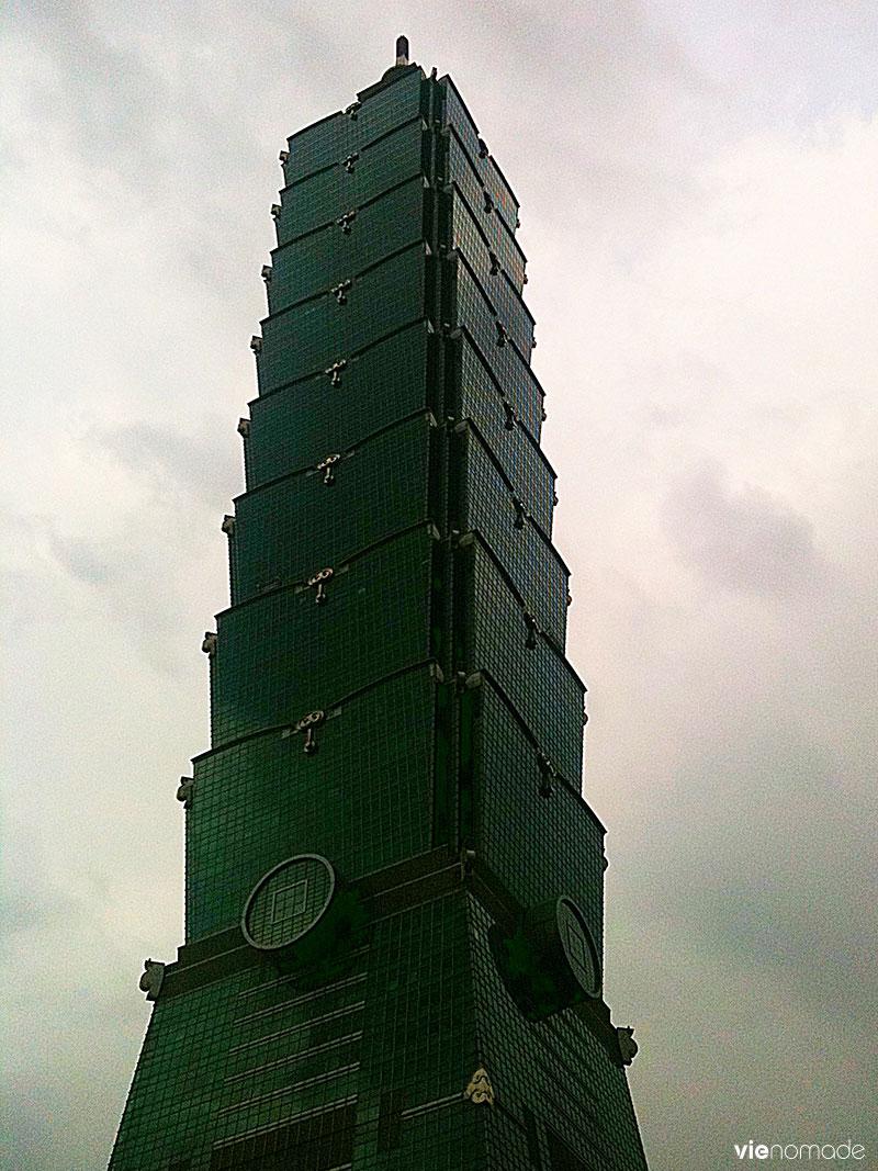 Taipei 101, gratte-ciel