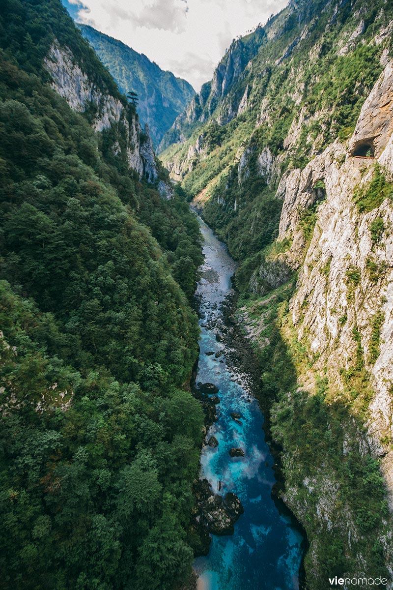 Canyon de la Piva, Monténégro