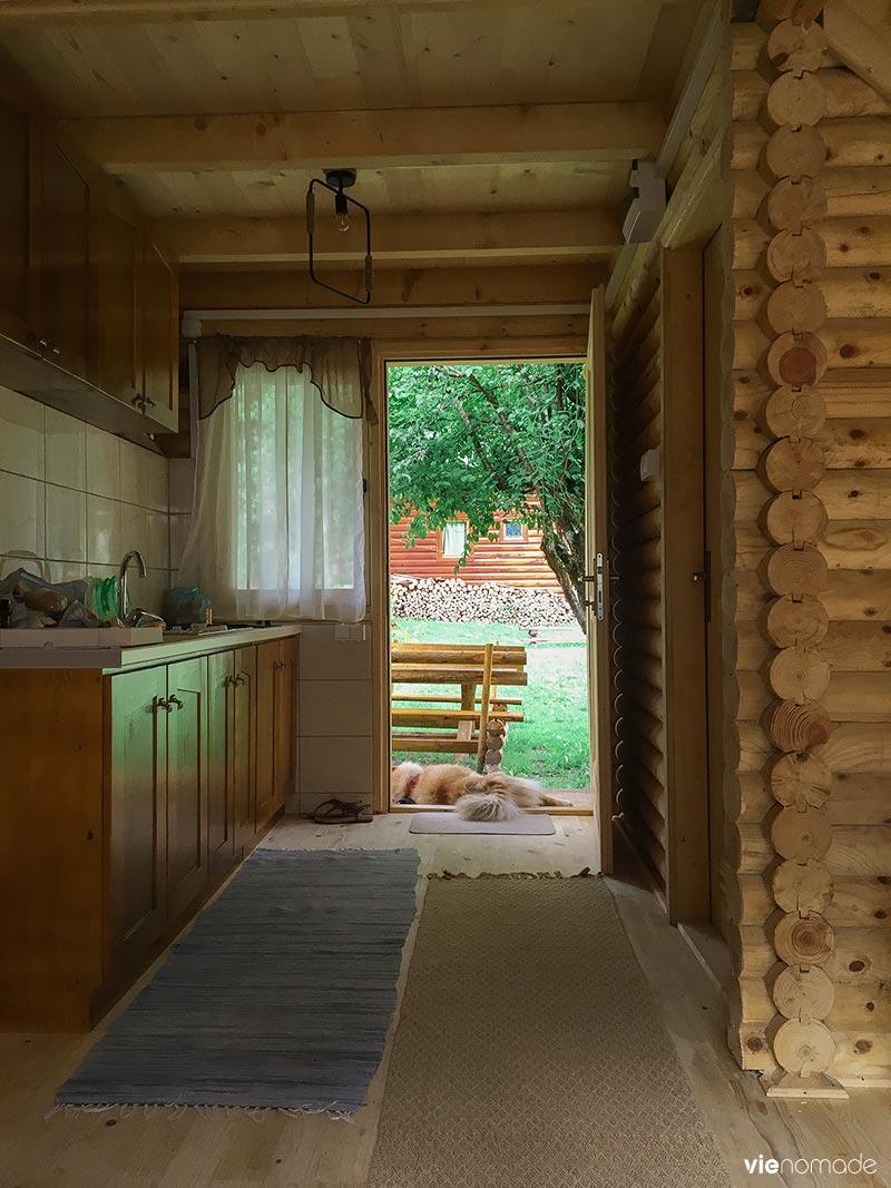 Dormir à Scepan Polje: le camp Tara Bato