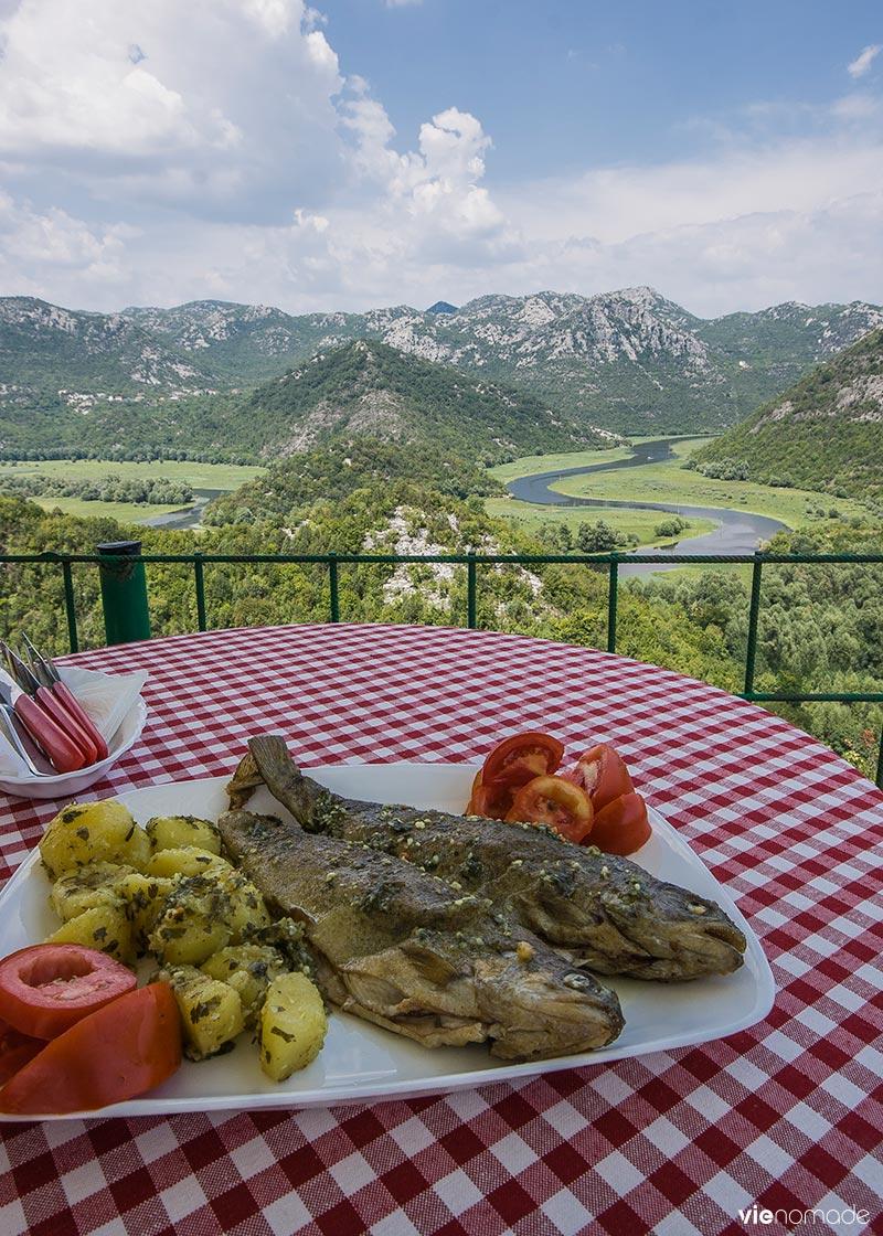 Manger à Skadar: Dujeva Drago