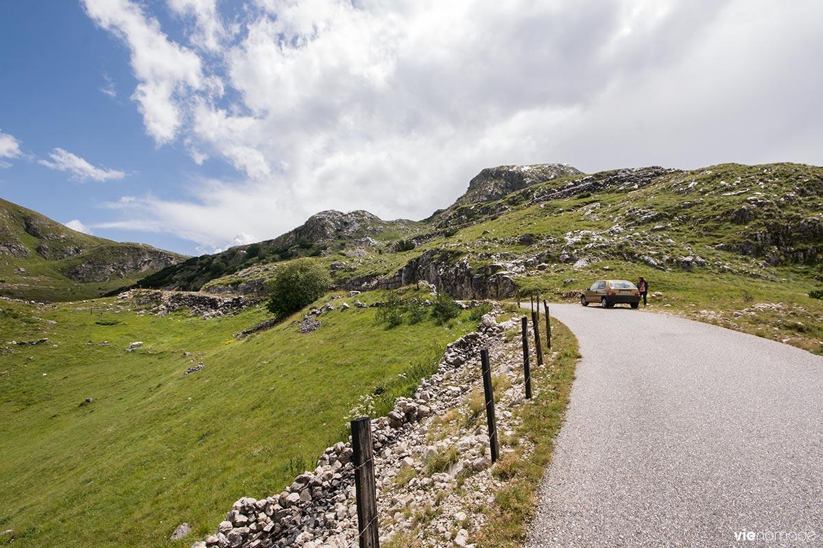 Road trip au Monténégro