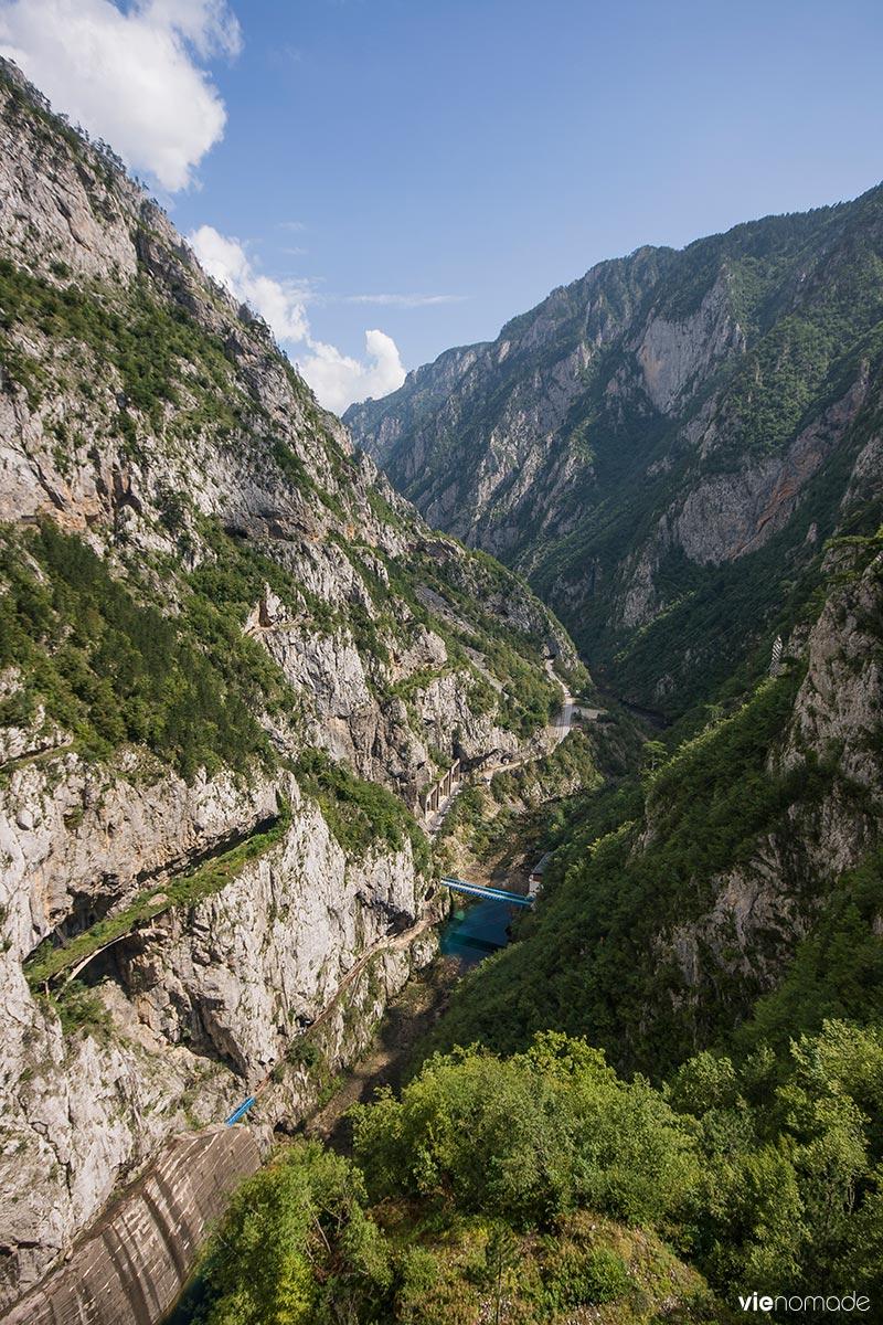 Mratinje Dam, Monténégro