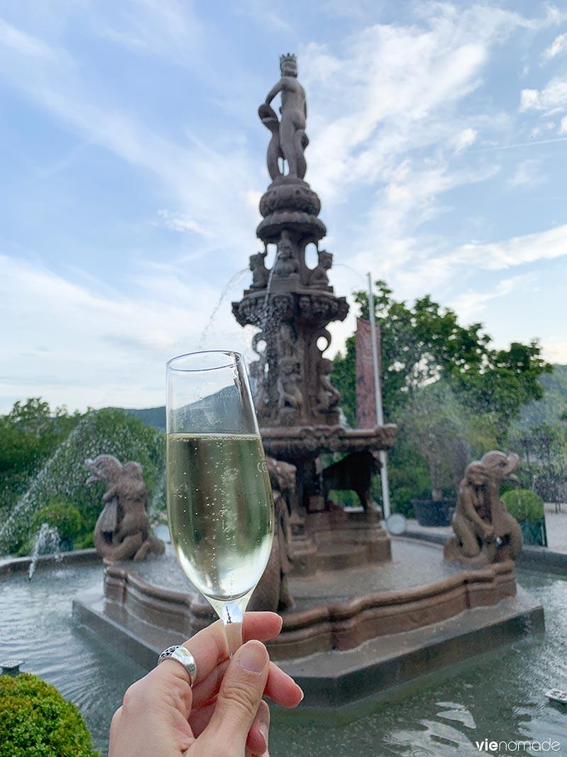Restaurant Aiola im Schloss à Graz