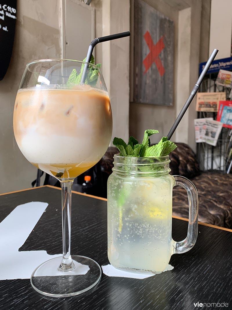 Boire un verre à Graz: Café Mitte