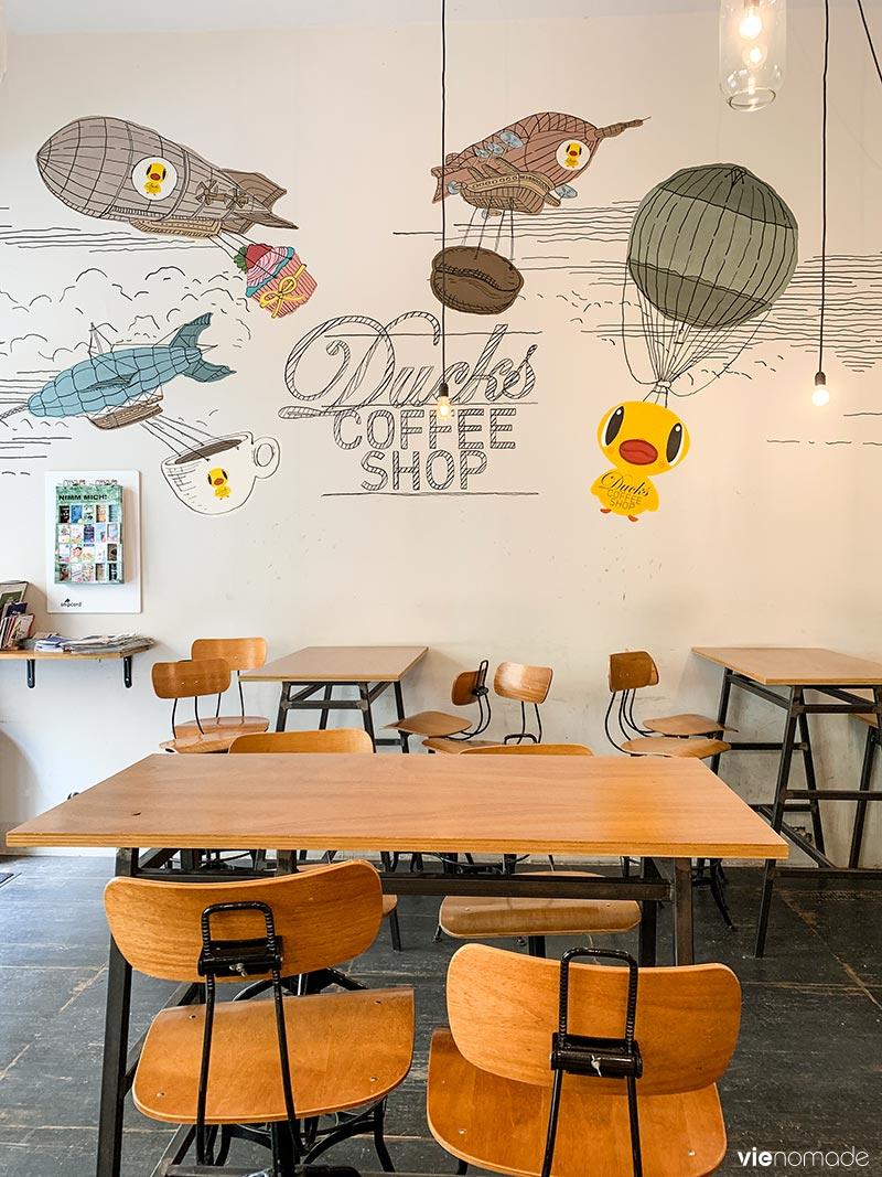 Prendre un verre à Graz: le Ducks Coffee