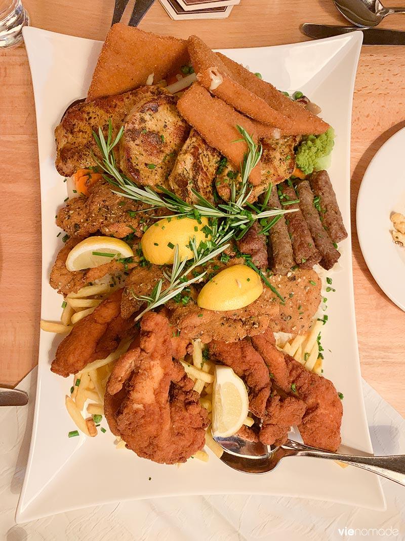 Restaurant traditionnel autrichien à Graz: Glöckl Bräu