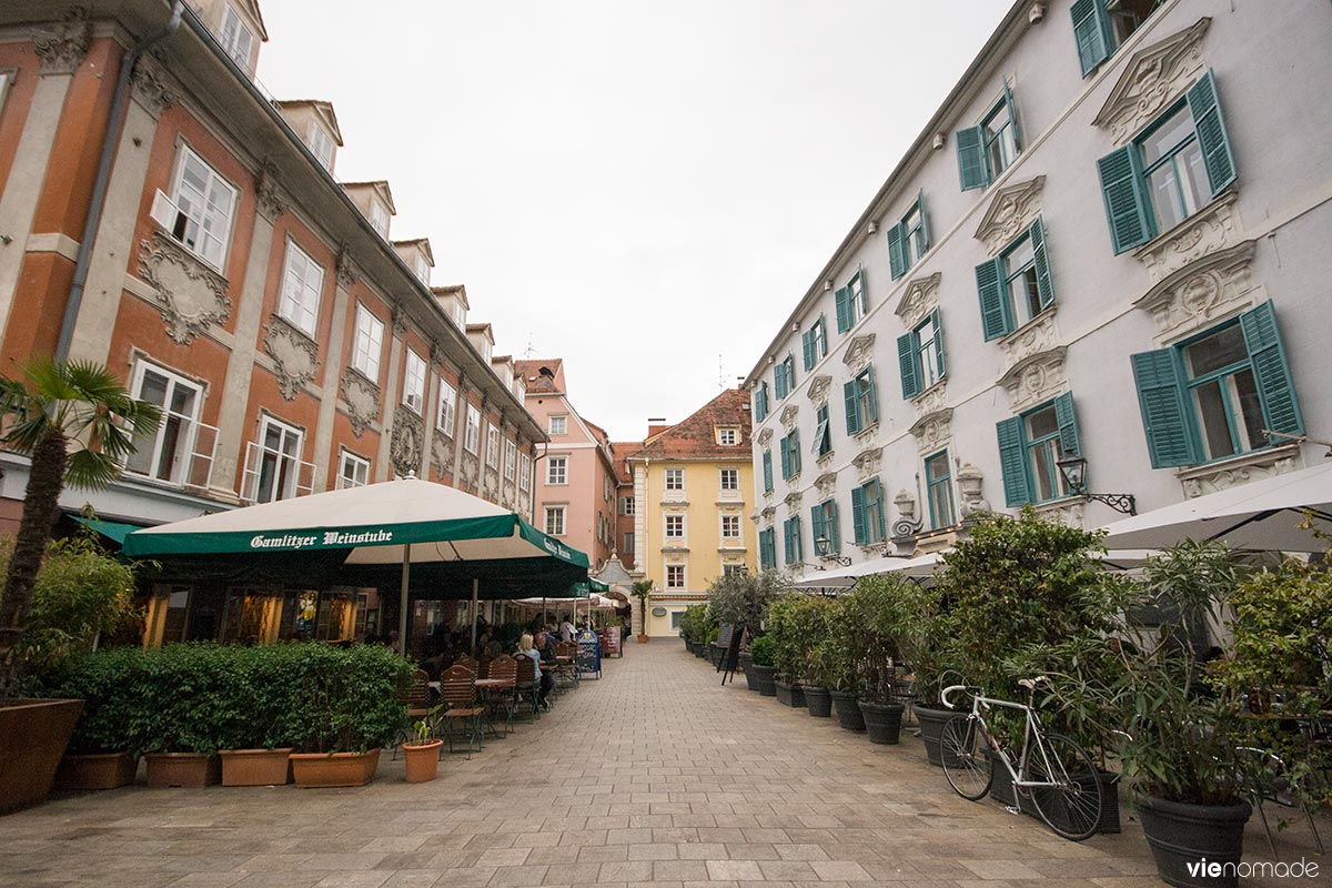 Ville de Graz en Autriche
