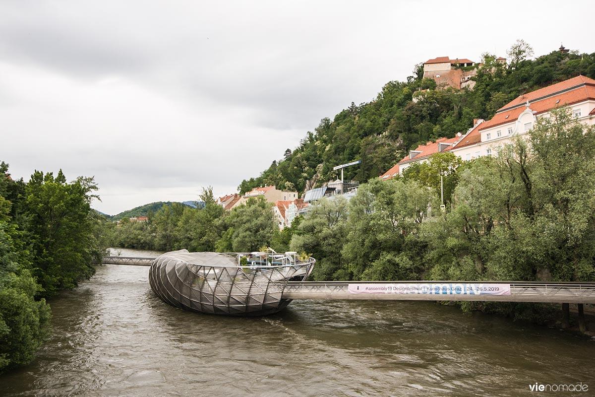 Graz Murinsel