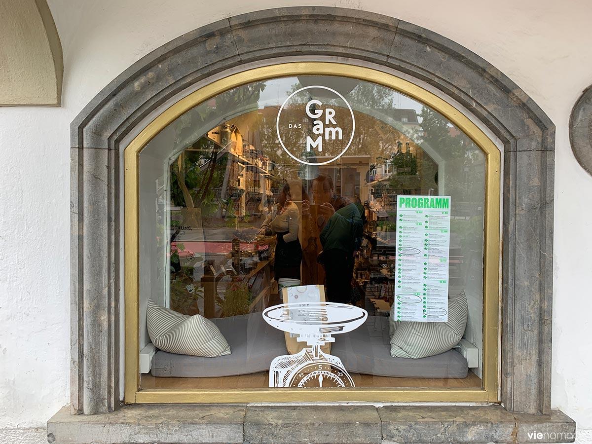 Shopping à Graz: Das Gramm