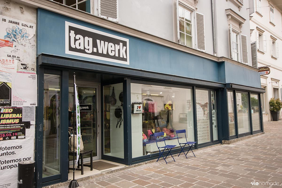 Shopping à Graz: tag.werk