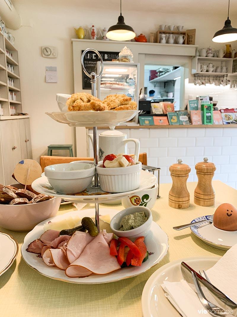 Brunch à Graz: Oma's Teekanne