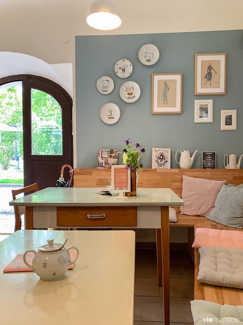 Cafés à Graz: Oma's Teekanne