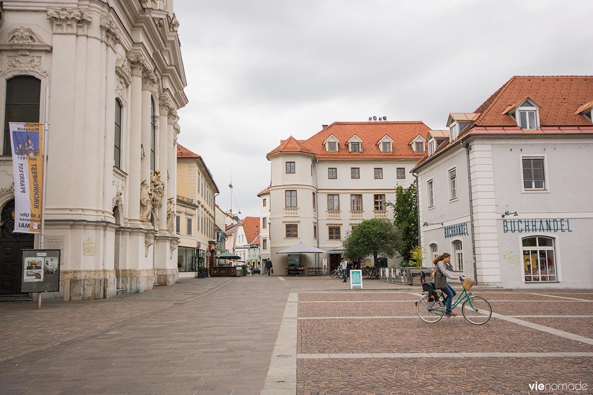 Quartier de Lend à Graz