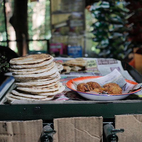 Manger au Sri Lanka