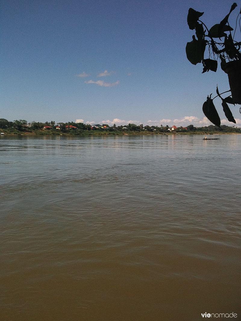 Nong Khai, au bord du Mékong