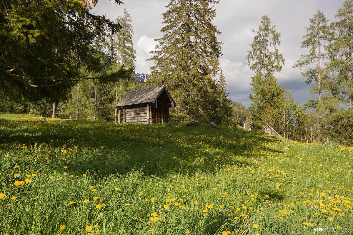 Les montagnes en Autriche