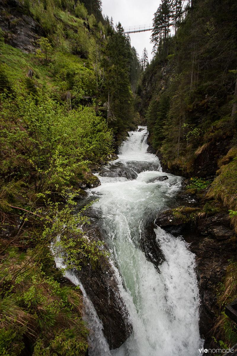 Cascade Riesachsee, Autriche