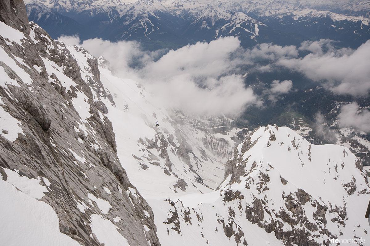 Télécabine pour le glacier du Dachstein