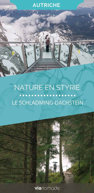 Randonnée et nature en Autriche, région Schladming-Dachstein