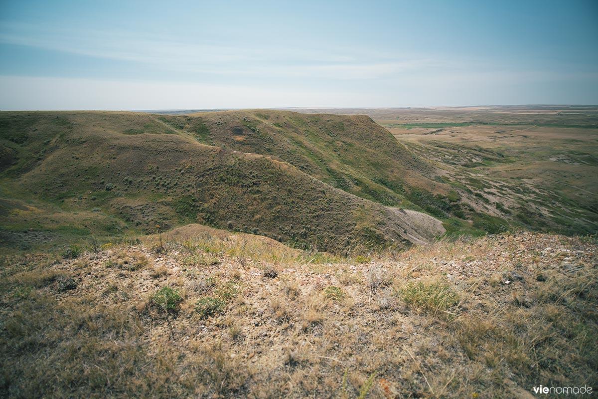 Bloc Ouest du Parc National des Prairies, Saskatchewan