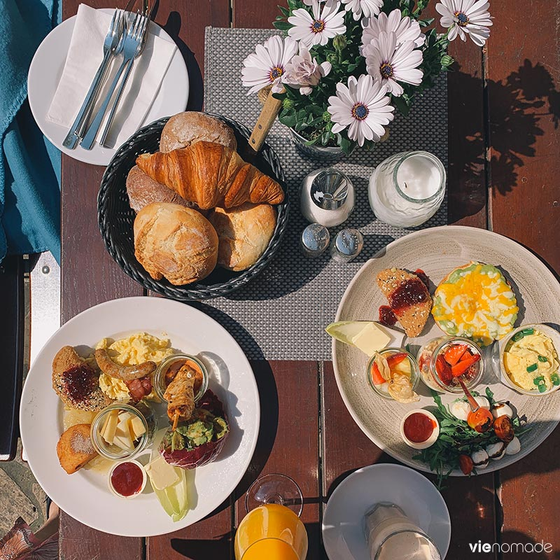 Brunch à Berlin: Tomasa