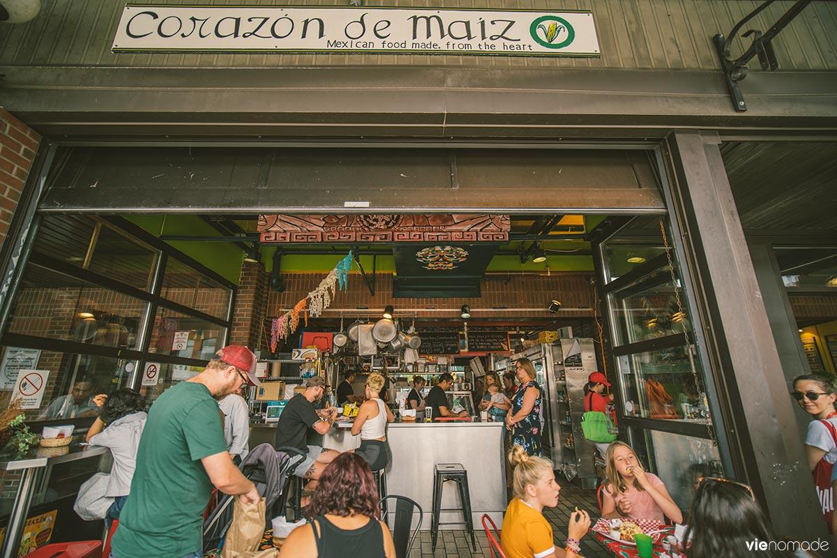 Corazon de Maiz, Ottawa