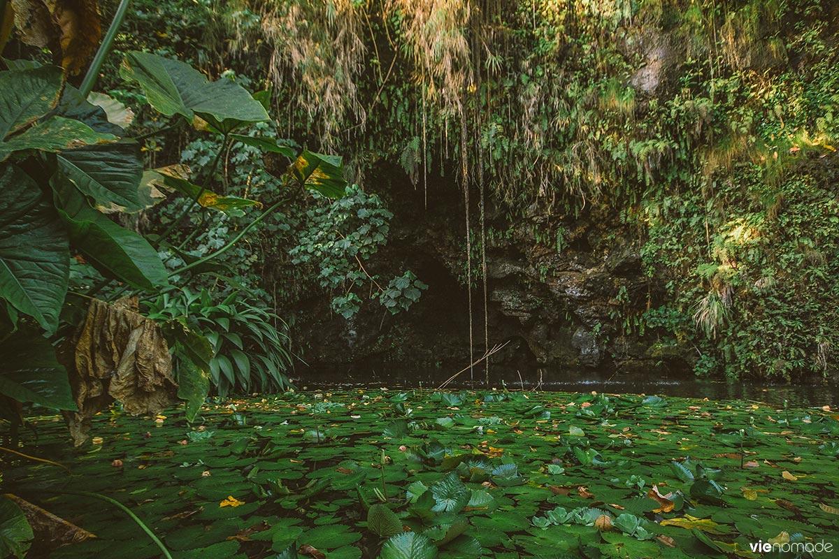Grotte Maraa, Tahiti