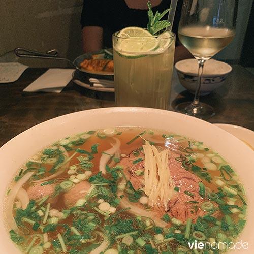 Manger un pho à Berlin: Madame Ngo