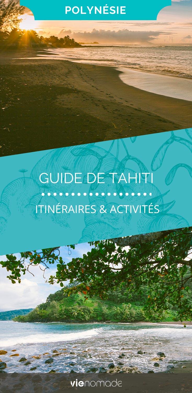 Que faire à Tahiti, le guide