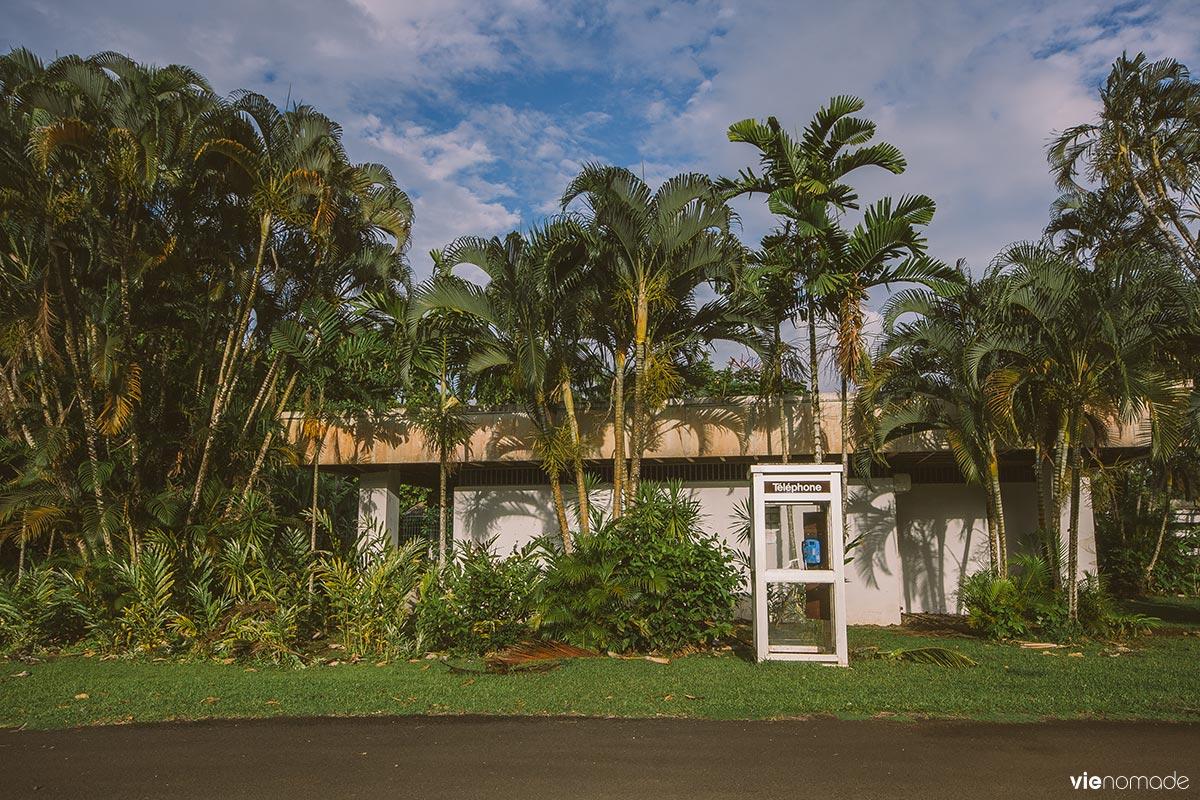 Musée Gauguin abandonné, Tahiti
