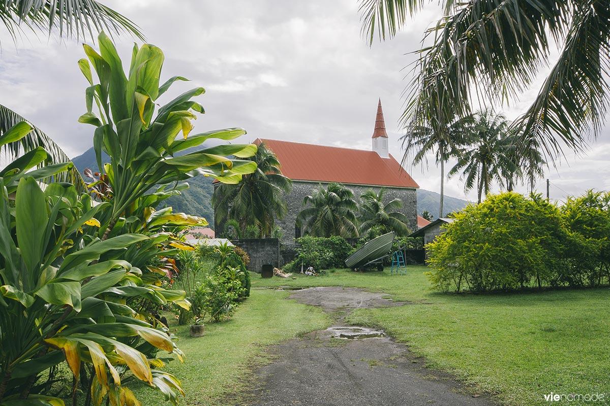 Village de Tautira, Tahiti Iti