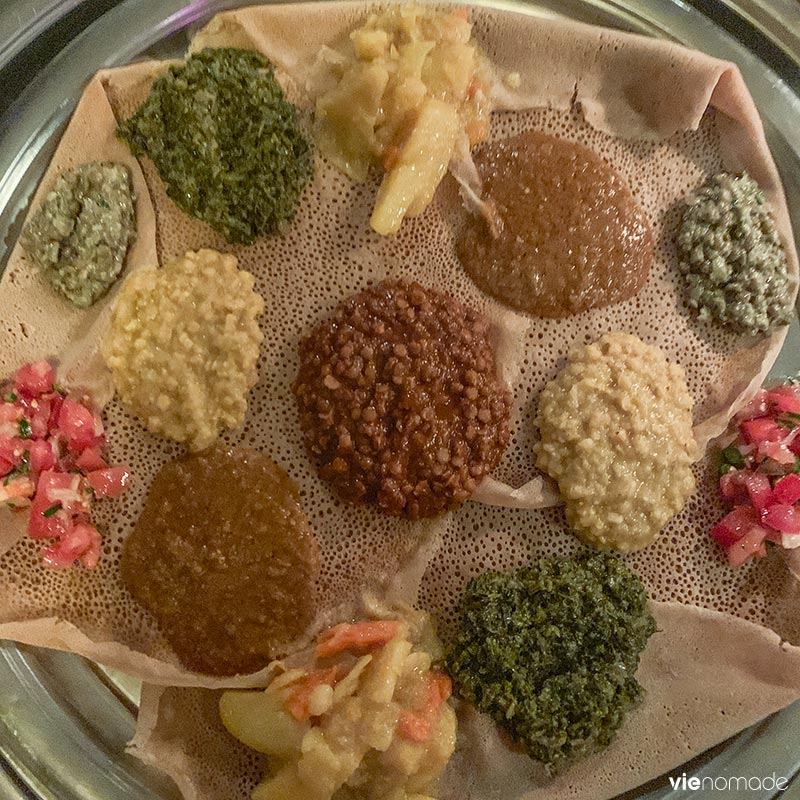 Bejte, restaurant éthiopien à Berlin