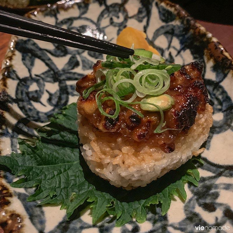 Zenkichi, gastronomie japonaise à Berlin