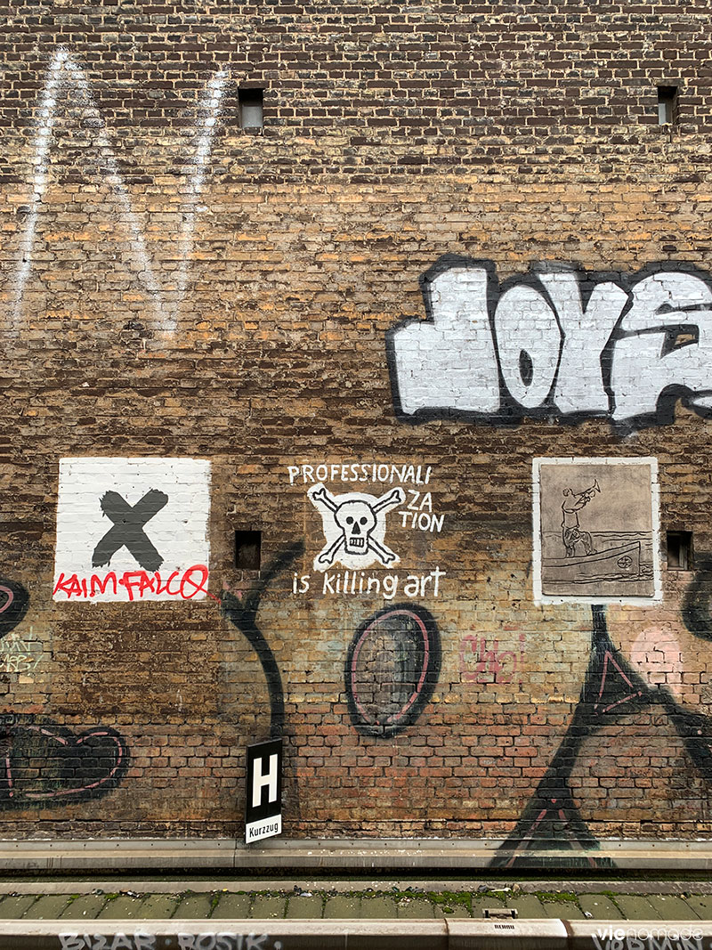 street art à berlin
